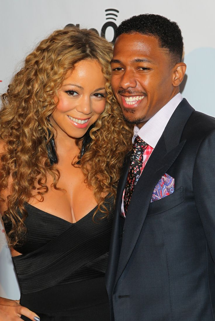 BEVERLY HILLS, CA - SEPTEMBER 07: Mariah Carey and Nick Cannon arrive at the 12th Annual BMI Urban Awards held at Saban Theatre on September 7, 2012 in Beverly Hills, California. (Photo by JB Lacroix/WireImage) via @AOL_Lifestyle Read more: https://www.aol.com/article/entertainment/2017/07/14/nick-cannon-broken-shattered-mariah-carey-breakup/23029928/?a_dgi=aolshare_pinterest#fullscreen