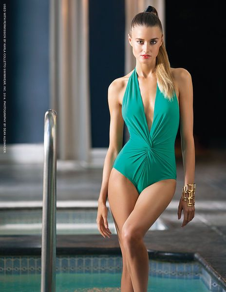 Karla Colletto Swimwear Early Cruise 2015