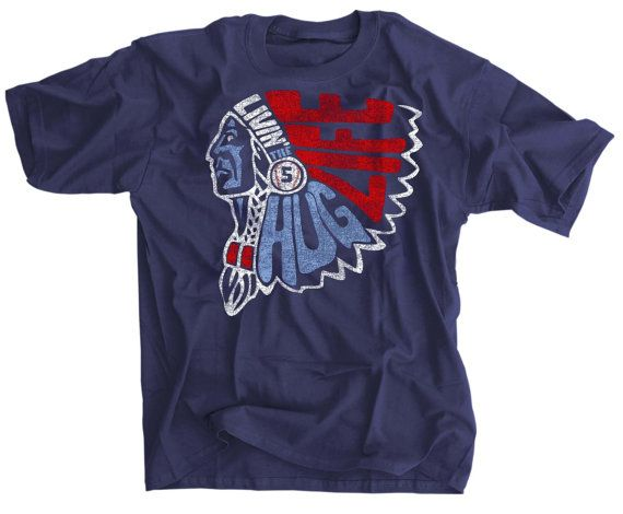 Livin' The Hug Life Vintage Shirt Heather Navy Atlanta Braves Freddie Freeman on Etsy, $20.00