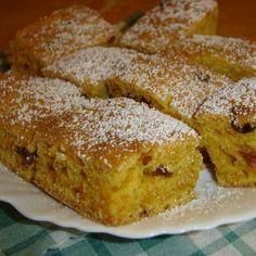 Sütőtökös sütemény