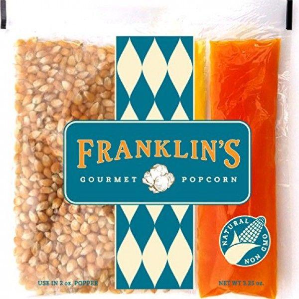 Franklins-Gourmet-Movie-Theater-Popcorn-Organic-Popping-Corn-100-Coconut-Oil-Seasoning-Salt-Pre-Measured-Portion-Packs-Pack-of-24-0 http://kosherfoodstore.net/product/franklins-gourmet-movie-theater-popcorn-organic-popping-corn-100-coconut-oil-seasoning-salt-pre-measured-portion-packs-pack-of-24/