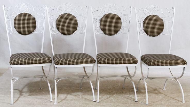 Best 20+ Wrought Iron Chairs Ideas On Pinterest