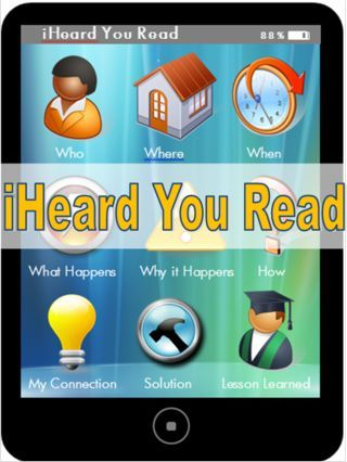 iHeard You Read - a free resource for Daily 5