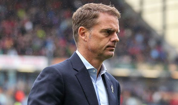 Crystal Palace information: Frank de Boer on the brink as Burnley defeat makes it 4 in a rowGETTY Crystal Palace boss Frank de Boer's job seems to be at riskThe Dutchman is clinging to his job with his side pointless and goalless in the Premier League after defeat by Burnley sealed by Chris Wood's goal. But De Boer is still convinced he can turn it around despite being unsure if chairman Steve Parish will wield the axe before next Saturday's clash with Southampton. When asked if he feared…