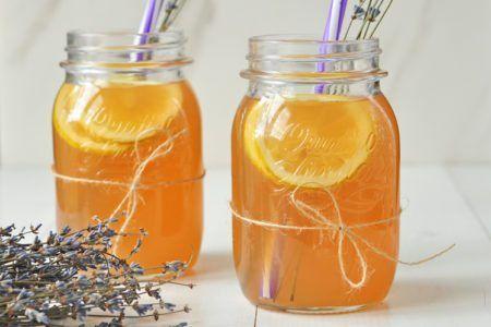 Lavender Lemonade in 2019 Lavender lemonade, Lemonade