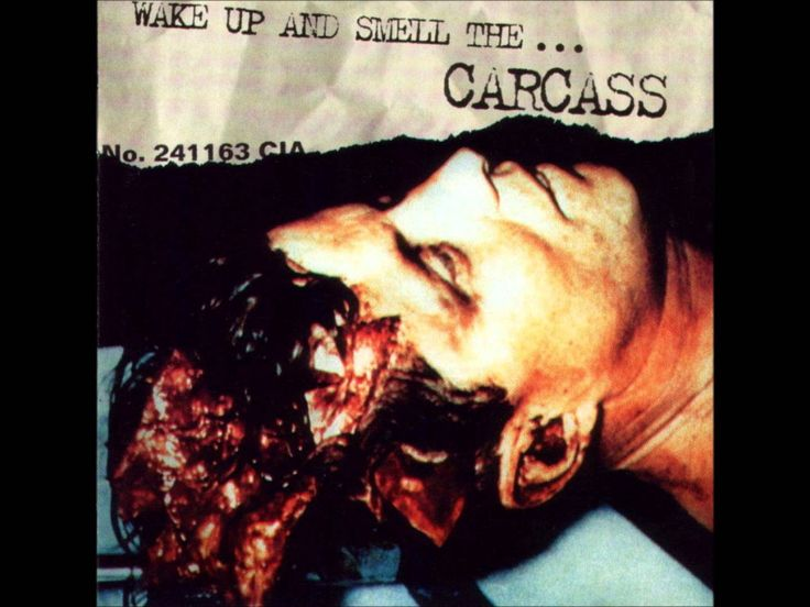 CARCASS - Wake Up and Smell the... Carcass ◾ (compilation 1996, UK goregrind)