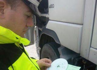 Στοχευμένοι και συστηματικοί τροχονομικοί έλεγχοι - Αυτά είναι τα αποτελέσματα για την βεβαίωση παραβάσεων σε φορτηγά και λεωφορεία