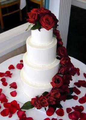 صور تورتة عيد ميلاد بالاسماء 2019 اجمل تورتة لعيد ميلاد خلفيات تورتة عيد الميلاد صور تورتة مكتو Red Rose Wedding Red Rose Wedding Cake Wedding Cake Roses