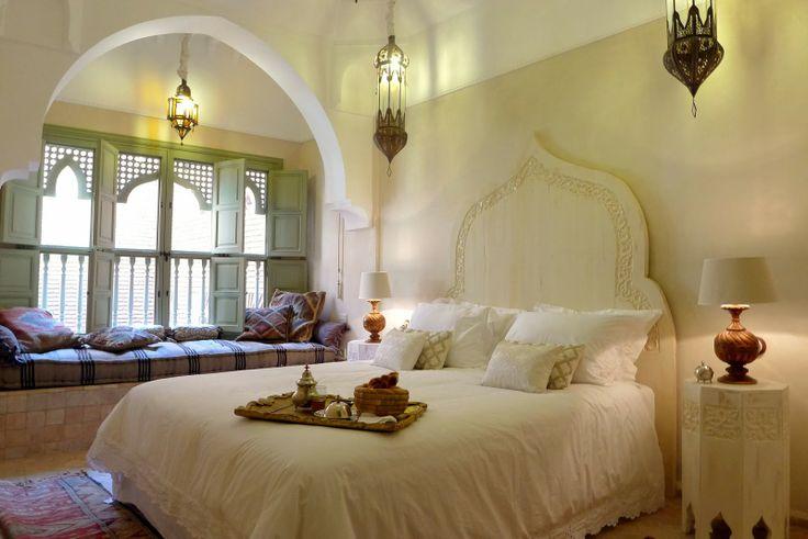 dar amïna: riad palacio de las especias