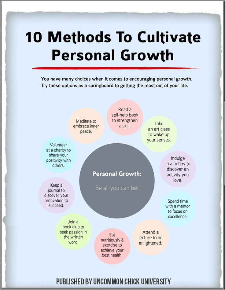 10 Methods To Cultivate Personal Growth. Take the best; Leave the rest ~ as usual. #PersonalLeadership #Women