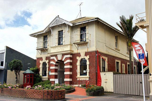 Eltham NZ, Former Post Office Building | Flickr - Photo Sharing!