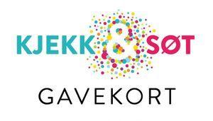 Bilde av Gavekort Kjekk & Søt