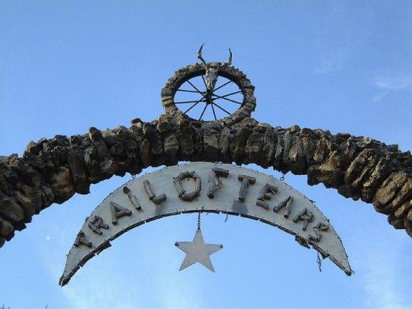 Larry Baggett, Trail of Tears Memorial