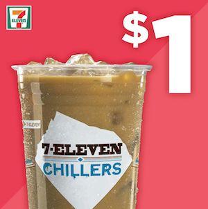 7-Eleven: $1 Iced Coffee Wednesdays - http://www.livingrichwithcoupons.com/2013/08/7-eleven-1-iced-coffee-wednesdays-done.html