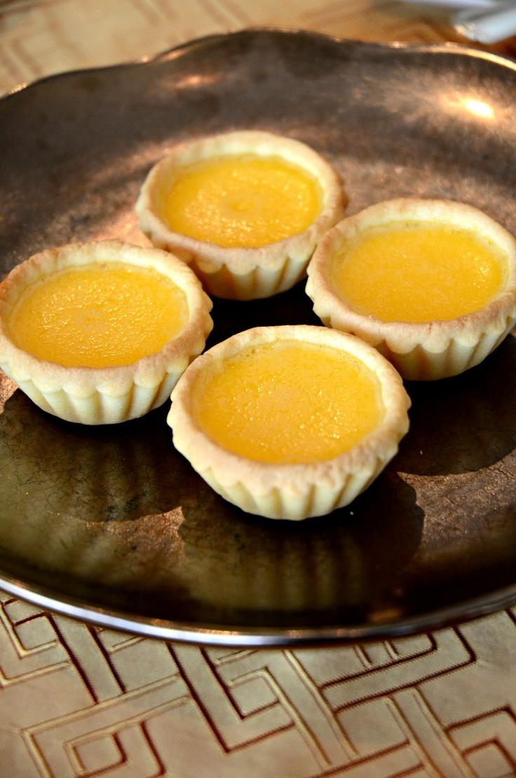 Egg tart @ Yan Toh Heen