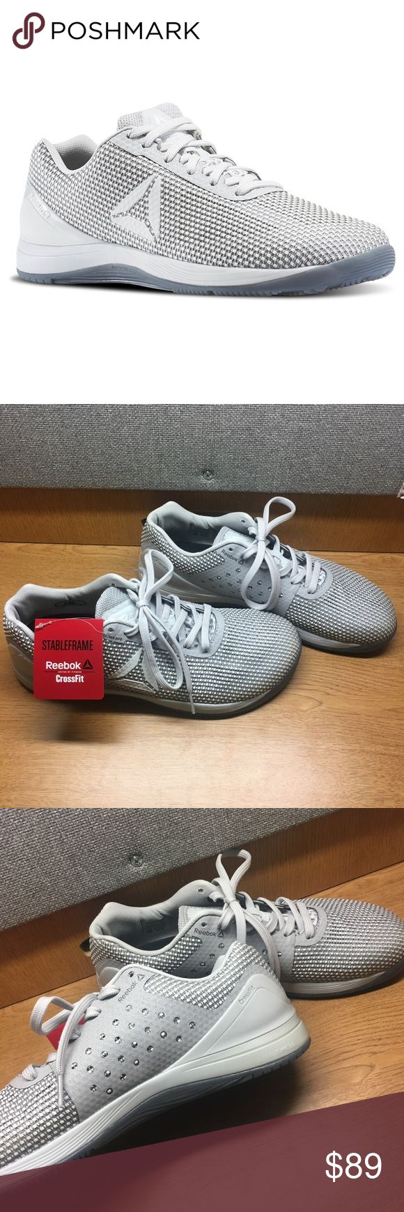 BRAND NEW! Reebok CrossFit nano 7.0 Brand new with tags! Size 11! Feel feee to make an offer! Reebok Shoes Athletic Shoes