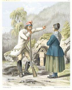 Folkedrakt og bymote i Gudbrandsdalen 1650-1940 - Magasinet Bunad
