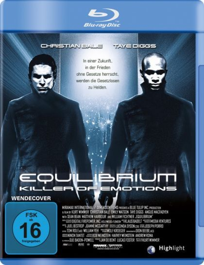 Equilibrium (2002) in 214434's movie collection » CLZ Cloud for Movies