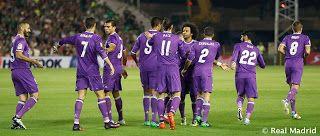 El Real Madrid llegó a 101 goles
