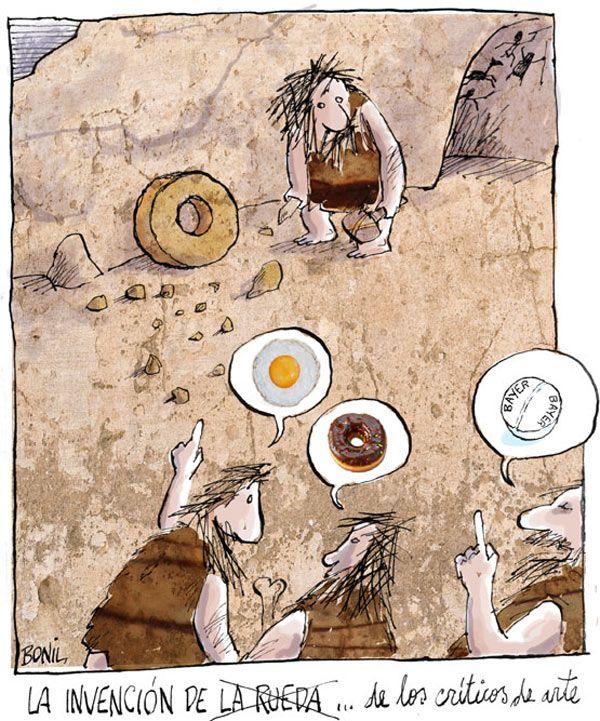 La invención de la rueda = de uitvinding van het wiel.