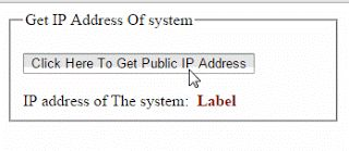 ASP.NET: How to Get Public IP address in ASP.NET using C# & VB.NET? l