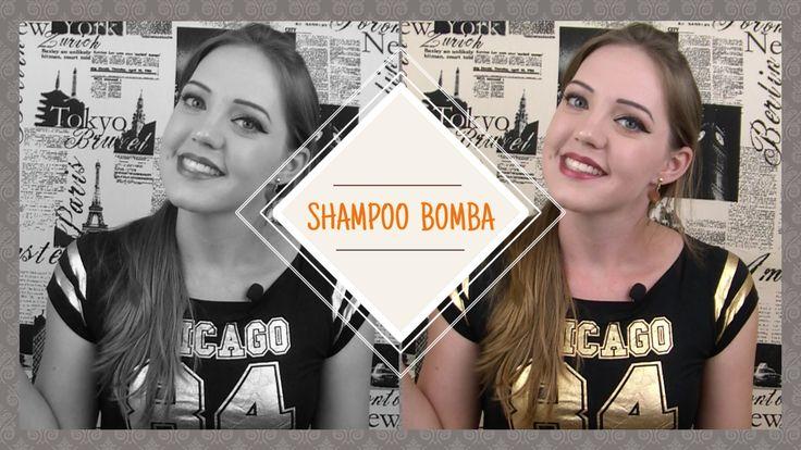 Shampoo Bomba Funciona mesmo? O Cabelo Cresce? E os efeitos colaterais? Conto tudo o que eu passei com essa experiência e como meu cabelo ficou depois de tudo!  https://www.youtube.com/watch?v=RarbPEWnSXc