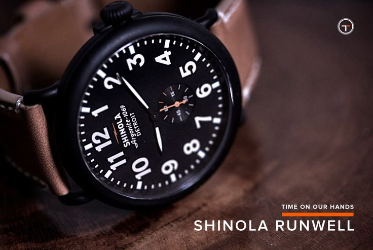 Review: Shinola Runwell - Gear Patrol