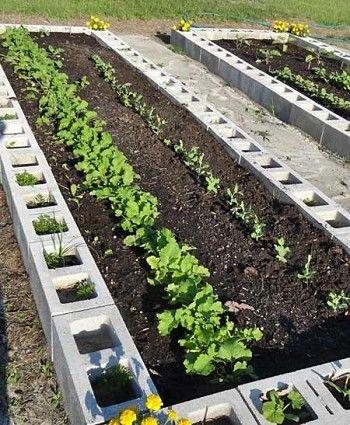 25+ Best Ideas About Garden Edging Blocks On Pinterest | Flower