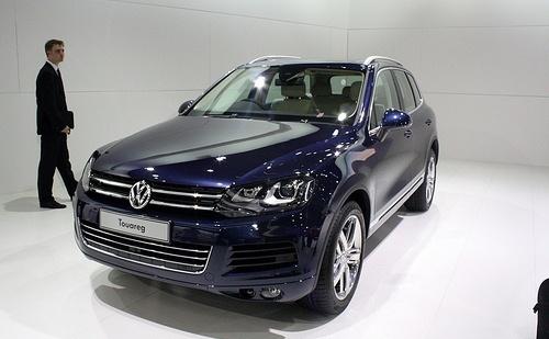 2012 Volkswagen Touareg Luxury SUV