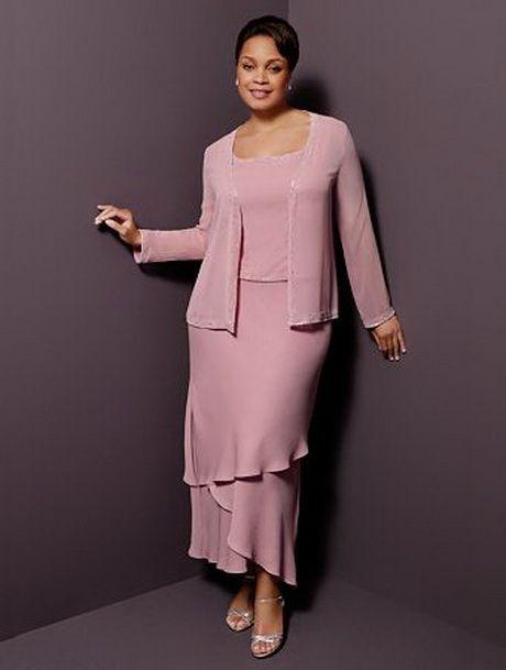 Vestidos elegantes para señoras gorditas                              …