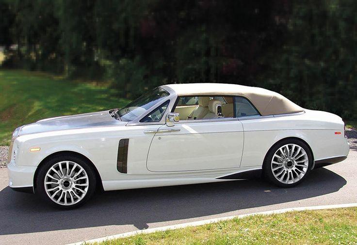 2008 Rolls-Royce Phantom Drophead Coupe Mansory