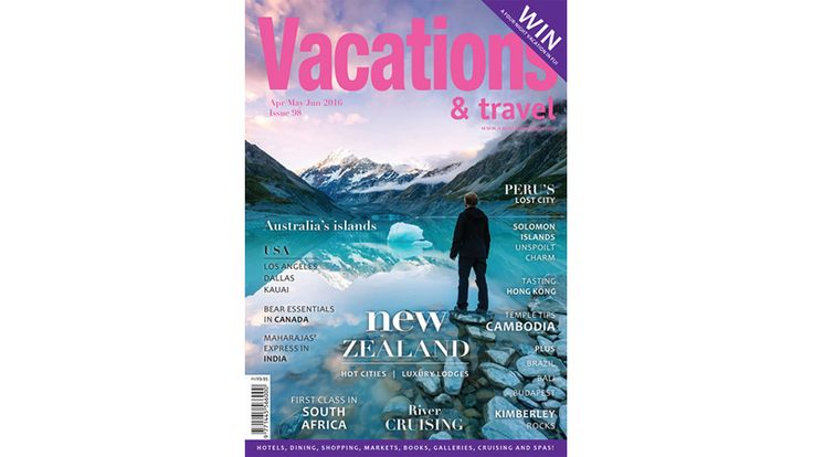 The Autumn 2016 issue of Vacations & Travel magazine is out now