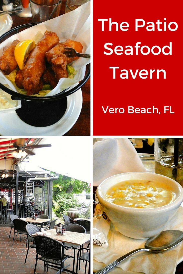 One Of The Coolest, Most Eclectic Restaurants In Vero Beach Is Now The Patio  Seafood