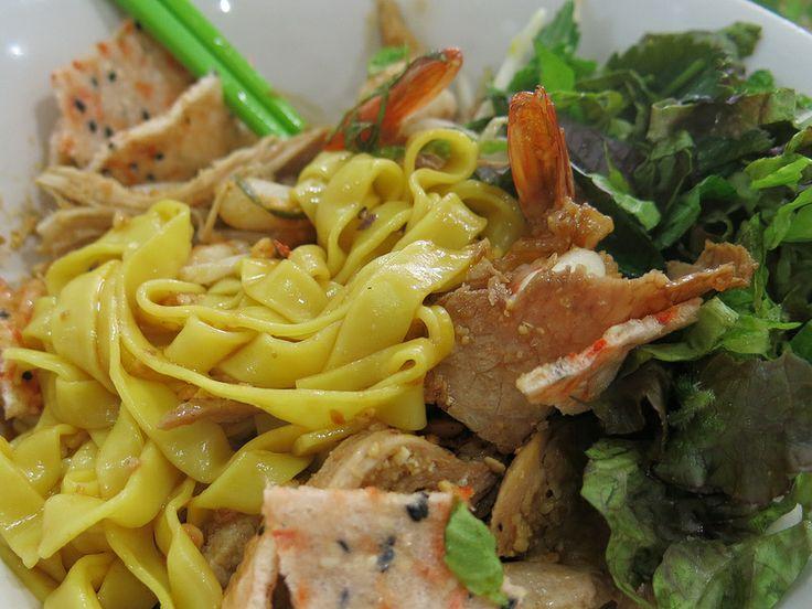 77 best images about noodles on pinterest pork noodle for Rice noodle fish