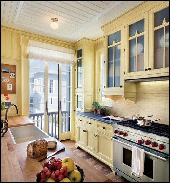 Kitchen Cabinets Yellow: 107 Best Images About Blue, Yellow & White...My Favorite