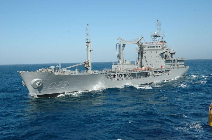 Navio Tanque Almirante Gastão Motta (G-23)Marinha Brasileira.