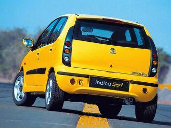 Tata Indica Sport Concept '2002