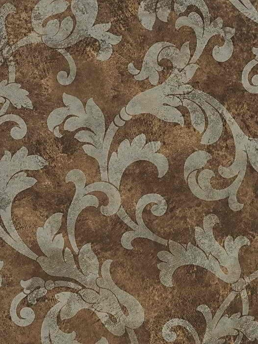 leaf scroll wallpaper vintage patterns - photo #24