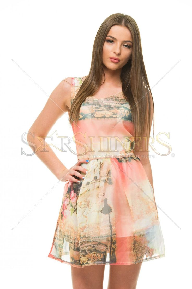 Dazzling Passion Cream Dress