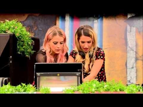 Tomorrowland 2012 - Rebecca & Fiona - YouTube