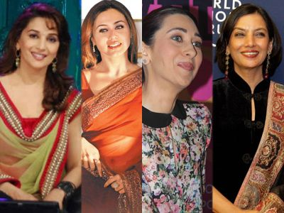 Madhuri, Rani, Karisma and Shabana Azmi set to star together in Nikhil Advani's next!
