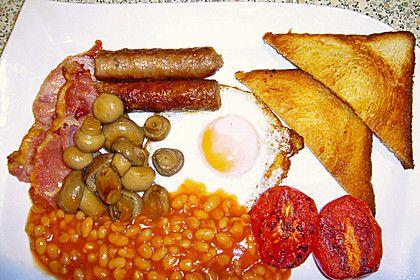 Full English Breakfast, ein sehr leckeres Rezept aus der Kategorie Frühstück. Bewertungen: 29. Durchschnitt: Ø 4,1.