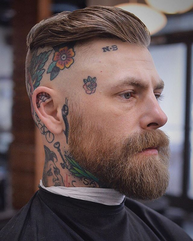 blackfishbry-High-skin-fade-undercut-side-part-styled-with-layrite-regular-pomade mens hairstyles  #menshairstyles #menshaircuts #haircuts #hairstylesformen #menshairstyles2017 #haircutsformen #coolhaircuts #newhaircuts #modernhaircuts #haircuts2017 #shorthaircuts #coolhairstyles #menshaircuts2017