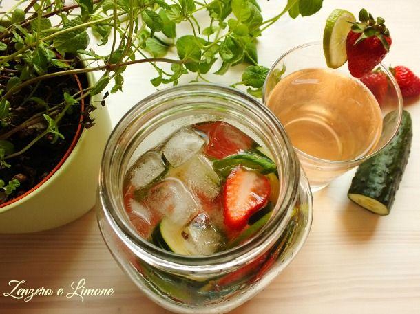 acqua aromatizzara