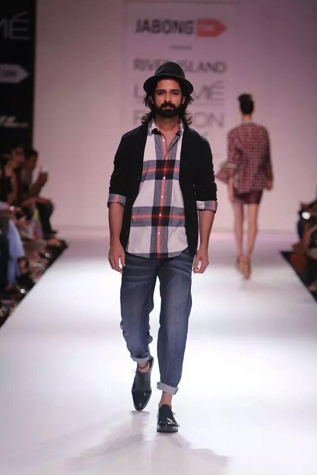 #longhair #indianmodel #beard #hat #amitranjan