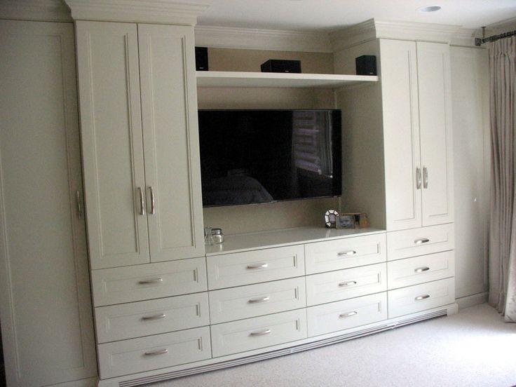 Built In Custom Cabinetry For Roslyn, NY, Master Bedroom