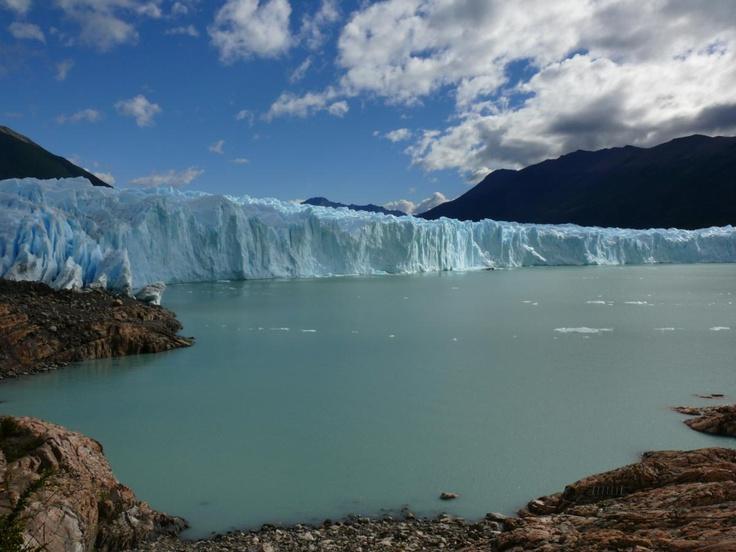 Parque Nacional Los Glaciares, Santa Cruz. Más info en www.facebook.com/viajaportupais
