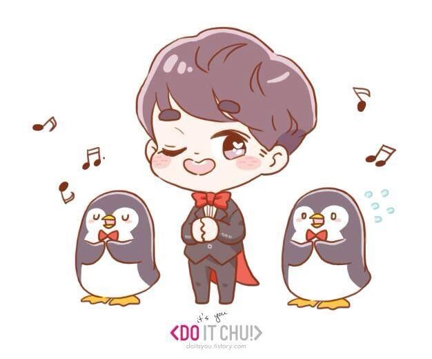 74 best images about exo chibi on pinterest wolves
