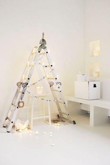 Méchant Design: a White Christmas. #shopfesta