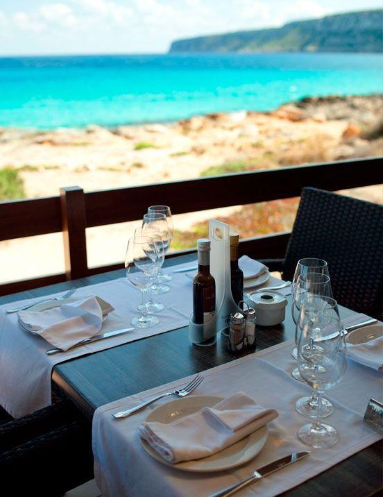 restaurante es calo formentera un lujo gastronomico ibiza stylesummer 2016 paradiserestaurantluxurybeach - Beach Style Restaurant 2016
